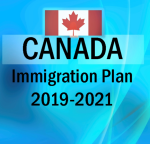 Canada Immigration Levels Plan: 2019-2021