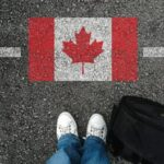 FIRST DAYS IN CANADA