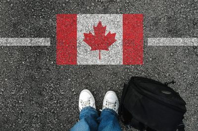 Read more about the article FIRST DAYS IN CANADA